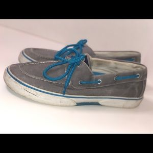 Sperry Top Sider (Blue, Size 10.5)